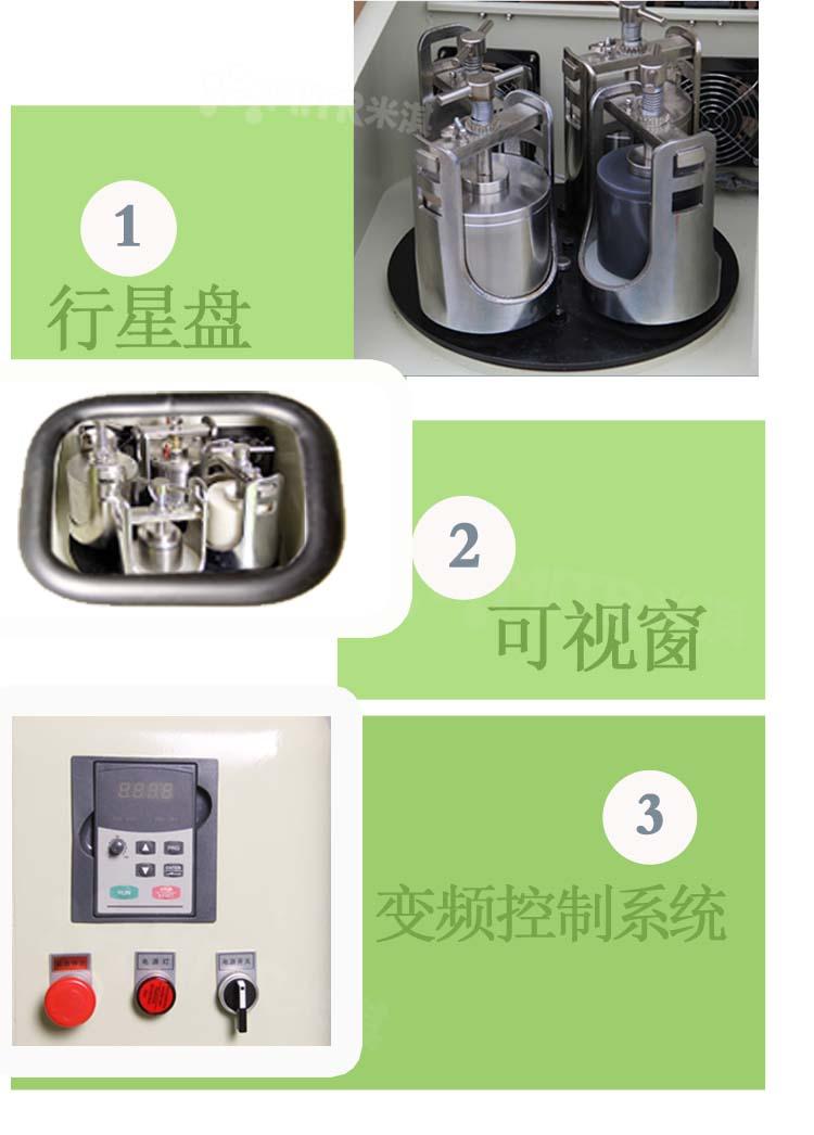 MITR米淇氧化锆球磨机核心技术展示