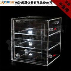 有机玻璃/亚克力简易惰性气体干燥箱,厌氧千赢网页手机版登入箱