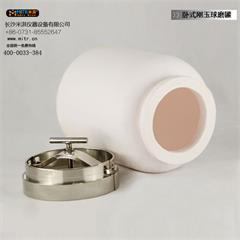 mitr米淇卧式刚玉球磨罐 耐磨 高铝罐